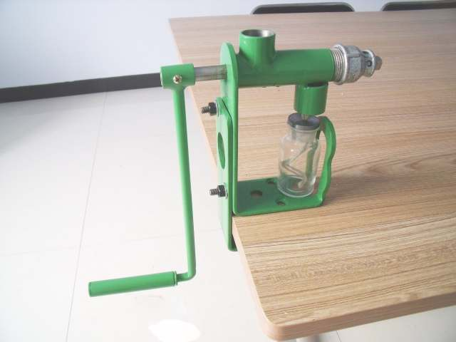 Oil Press Cake Use Homemade