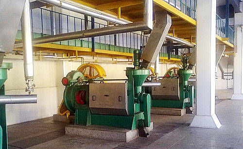 Corn Oil Processing Equipment Line