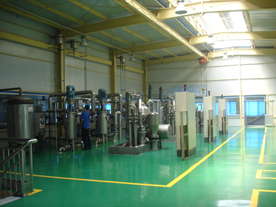 Corn Oil Processing Machine Line