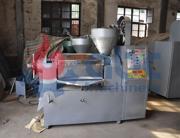 groundnut oil mill project