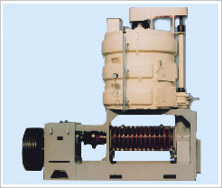 Prepress large oil press expeller